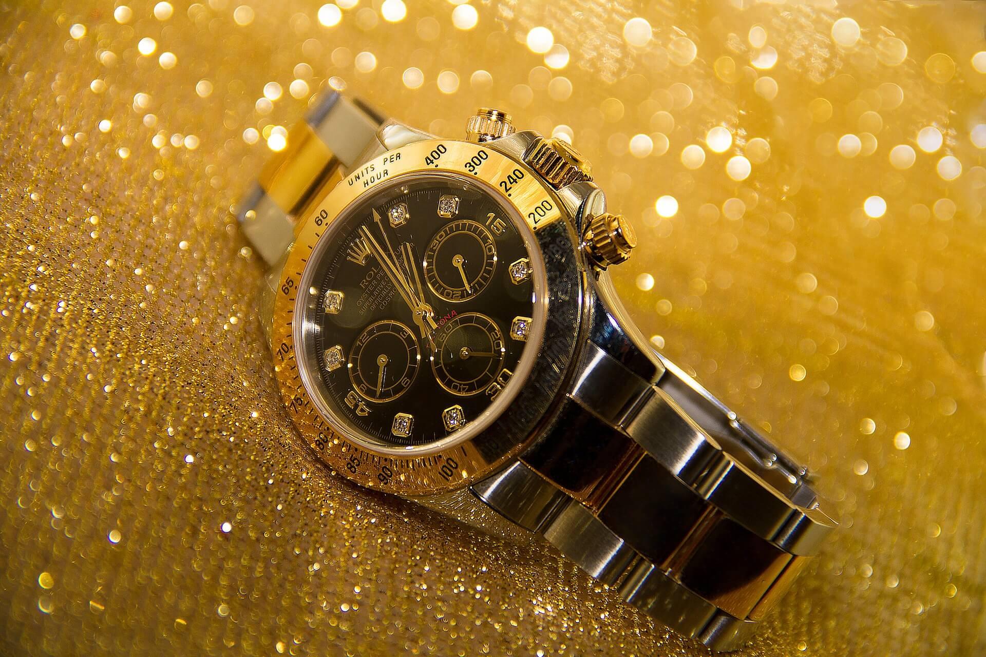 d1cf84924e33 Cómo se tasan las joyas y relojes de oro
