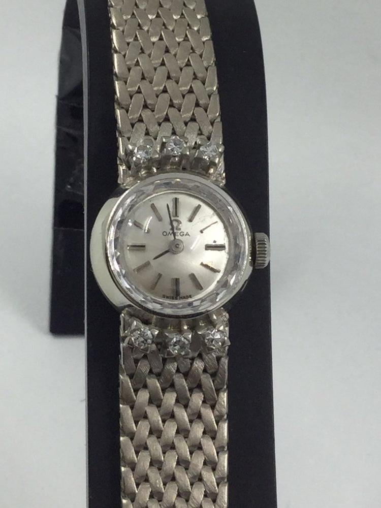 a296359de2fd Reloj Omega de ocasión para dama