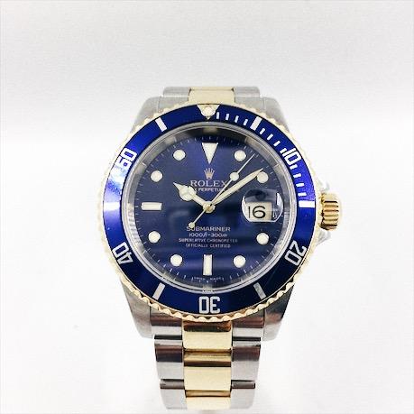 d8305cfe948 Rolex Submariner de acero y oro