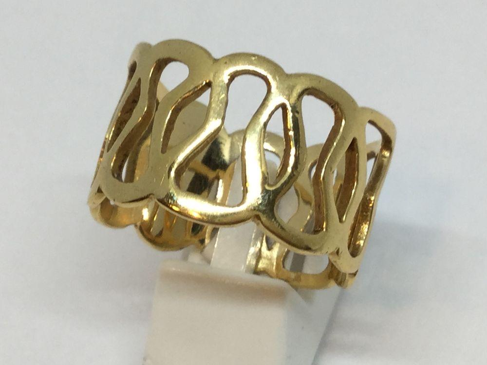 8ef70a8fa69e Sortija Tous de oro