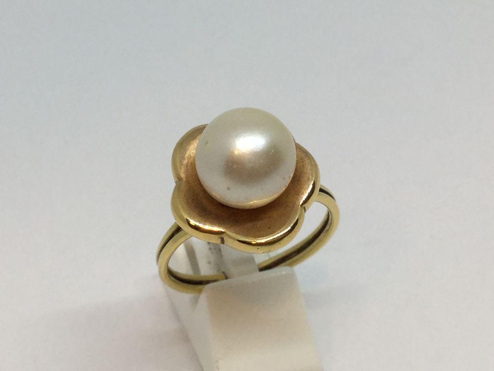 203f510213dc Sortija Tous en oro y perla cultivada