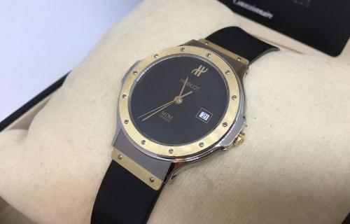 1b8d43126c30 Hublot Classic acero y oro