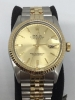 Rolex Oyster Perpetual Datejust oro y acero